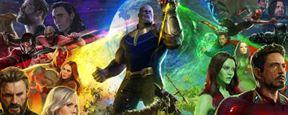 'Vengadores: Infinity War' estará inspirada por las películas de atracos de los años 90
