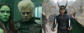 'Guardianes de la Galaxia': Una nueva teoría conecta el 'easter-egg' secreto de la película con Loki