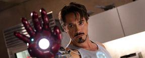 Robert Downey Jr. felicita Acción de Gracias con la portada de un cómic de Iron Man en la que sale disfrazado de pavo