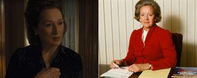 'Los archivos del Pentágono': Sus protagonistas Vs. la persona que interpretan en la película