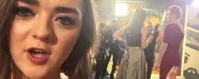 Maisie Williams, Josh Peck y otros 16 actores que son 'youtubers' y no lo sabías