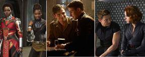 Los mejores 'bromances' en las películas de Marvel