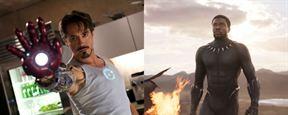 De 'Iron Man' a 'Black Panther': Los estrenos del Universo Cinemático de Marvel ordenados de menor a mayor