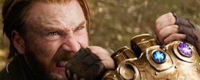 'Vengadores: Infinity War': ¿Cómo fue en los cómics el enfrentamiento Capitán América vs. Thanos?