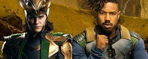 'Black Panther': Tom Hiddleston se declara fan de Killmonger