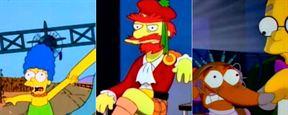 TEST: ¿A qué películas homenajean estas escenas de 'Los Simpson'?
