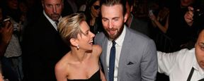 Estas cosas hacen que la amistad entre Chris Evans y Scarlett Johansson sea la mejor de Marvel