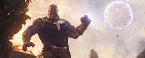 'Vengadores: Infinity War': Thanos, desnudo en el Instagram de Josh Brolin