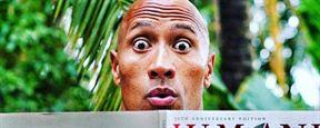 'Jumanji: Bienvenidos a la jungla': Dwayne Johnson confirma que está trabajando en la secuela