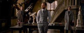 'Animales fantásticos: Los Crímenes de Grindelwald': Jude Law desvela algunos detalles de su personaje