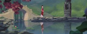 La directora de 'Mulán' en acción real comparte una imagen desde el set