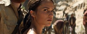 ¿Cambia el final de 'Tomb Raider' si Lara Croft se hubiese quedado en Londres siguiendo con su vida?
