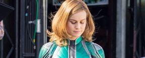 Brie Larson tiene la respuesta perfecta a los que dicen que sonríe poco en 'Capitana Marvel'