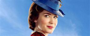 Para Emily Blunt fue más fácil cantar en 'El regreso de Mary Poppins' que en 'Into the Woods'