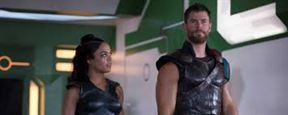 'Men in Black': Tessa Thompson y Chris Hemsworth juntos de nuevo en el 'set' de rodaje