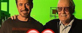 Robert Downey Jr, Ryan Reynolds y Millie Bobby Brown, entre los que lamentan públicamente la muerte de Stan Lee