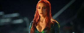 'Aquaman': Este fue el duro entrenamiento de Amber Heard para ser Mera en la película