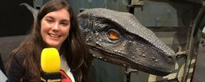 Viajamos hasta la Isla Nublar en la 'Jurassic World: The Exhibition' de Madrid