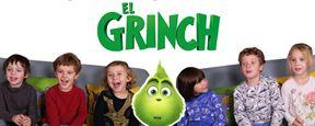 ¿Qué opinan los niños de 'El Grinch'?