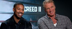 'Creed II': Michael B. Jordan y Dolph Lundgren combaten por Rocky para SensaCine