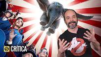"""CRÍTICA: """"Tim Burton ha cogido a Dumbo y lo ha convertido en un personaje de Tim Burton"""""""