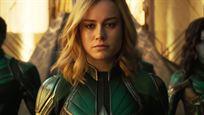 'Vengadores: Endgame': Un anuncio desvela cómo se entera Capitana Marvel del chasquido de Thanos