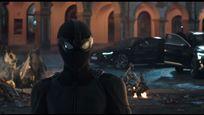 Nick Furia y Maria Hill se reúnen con Peter Parker en la nueva imagen de 'Spider-Man: Lejos de casa'