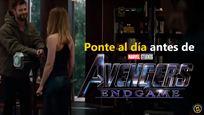Ponte al día antes de 'Vengadores 4: Endgame' con nuestro resumen en vídeo