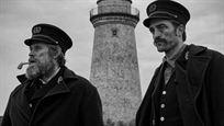 'The Lighthouse': inquietante primera imagen en blanco y negro con Willem Dafoe y Robert Pattinson