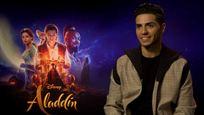 """Mena Massoud: """"Creo que el mensaje de 'Aladdin' es atemporal, la idea de seguir a tu corazón y permanecer fiel a ti mismo"""""""