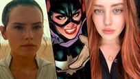 RUMOR: Daisy Ridley y Katherine Langford, favoritas para protagonizar 'Batgirl'