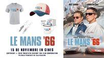 ¡SORTEAMOS PACKS DE 'LE MANS '66!
