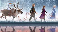 Personajes de 'Frozen II': nuevas caras y las que vuelven