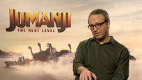 El director de 'Jumanji: Siguiente nivel' imagina cómo podría llamarse la siguiente entrega