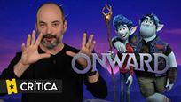 CRÍTICA de 'Onward' de Disney·Pixar, una conmovedora aventura fraternal, muy ochentera, sobre crecer sin padres