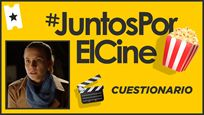 """Aura Garrido: """"Me gusta que haya tráilers en el cine porque llego tarde muchas veces"""" · #JuntosPorElCine"""