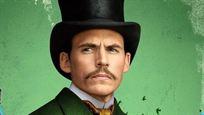 'Enola Holmes' (Netflix): Sam Claflin vuelve a lucir un bigote a lo Mycroft por el evento Movember