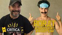 """CRÍTICA de 'Borat 2': Una """"película claramente anti-Trump"""" divertida y necesaria"""