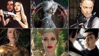 De 'Cyborg 2 (La sombra de cristal)' a 'Érase una vez...'. Las películas de fantasía y ciencia ficción de Angelina Jolie