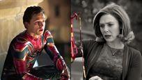 'Spider-Man 3': Elizabeth Olsen asume que podríamos ver a Bruja Escarlata en la película del Hombre Araña