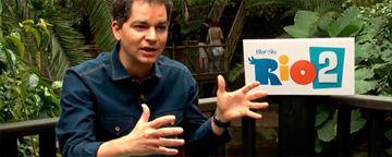 """Carlos Saldanha: """"prefiero la animación en 3D"""""""