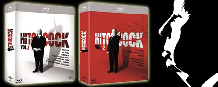 Tenemos unos regalazos para los fans de HITCHCOCK!