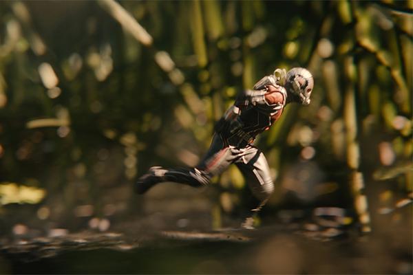 Ant-Man en la cronología de Marvel