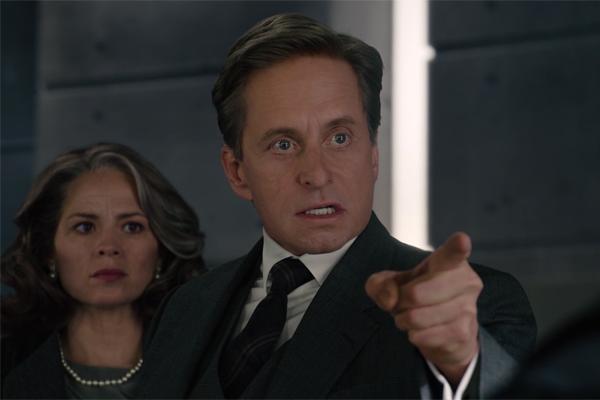 Hank Pym en la cronología de Marvel