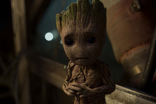 Groot en la cronología de Marvel Studios