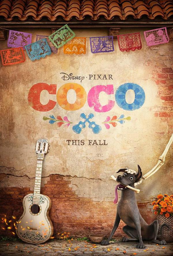 'Coco': Primer póster oficial de la nueva película de Pixar 198356