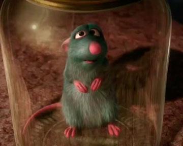 Ratatouille Tráiler