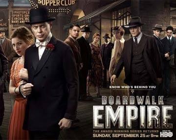 Boardwalk Empire - season 2 Tráiler