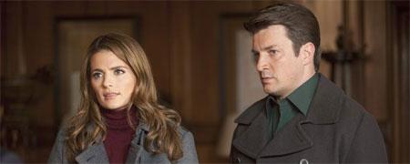 Castle\': ¿Tocamientos entre Rick y Beckett en el próximo capítulo ...