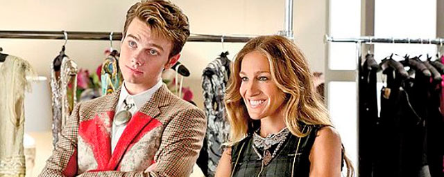 Glee\': ¡Asiste al primer encuentro de Kurt y Sarah Jessica ...